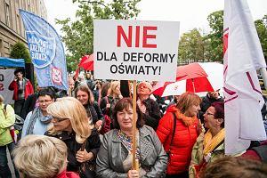 ZNP o reformie oświaty: Potwierdziły się wszystkie nasze obawy