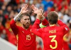 Hiszpania - Czechy. Wielkie męczarnie obrońców tytułu. Strzelili w ostatnich minutach [EURO 2016]