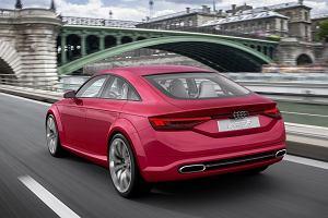 Audi A3 | Czterodrzwiowe coupe