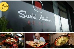 Sushi Atelier - skrawek Japonii w Wilanowie