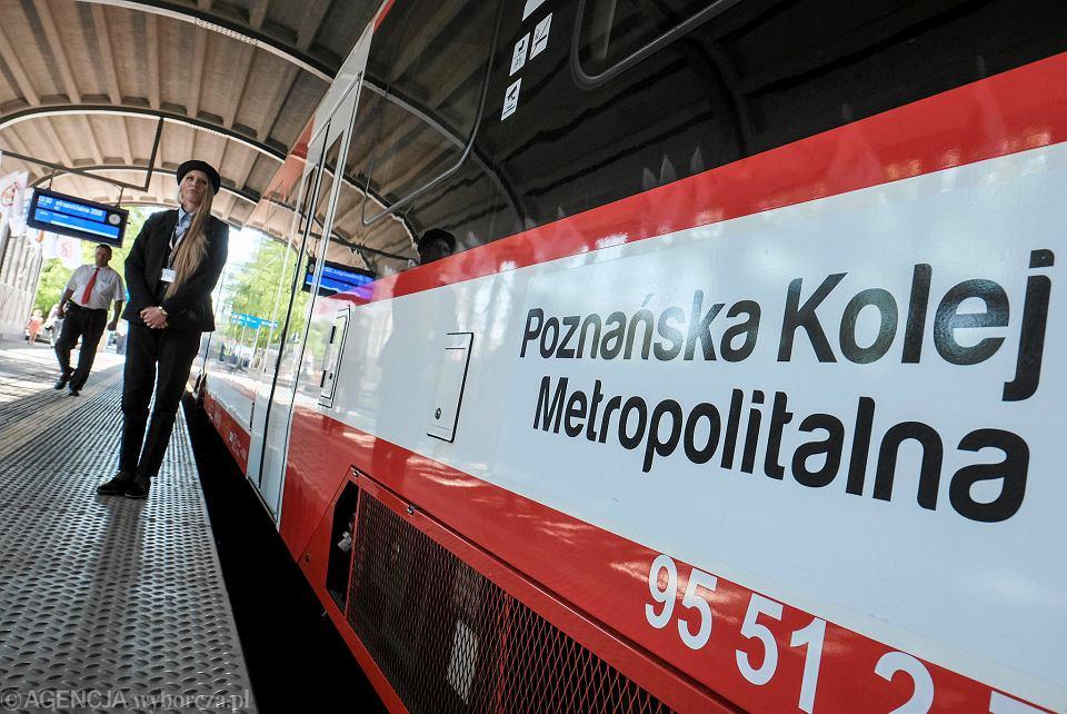 Inauguracja Poznańskiej Kolei Metropolitalnej
