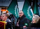 Marsz ONR w Hajnówce: jątrzenie w dzień wybaczenia