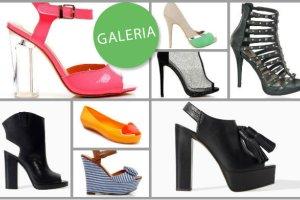 Hit na wiosn�: buty z odkrytymi palcami