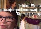"""Dramatyczny list 13-letniej Weroniki w """"Uwadze!"""". Dziewczynka straciła rodziców, choruje i marzy o domu"""