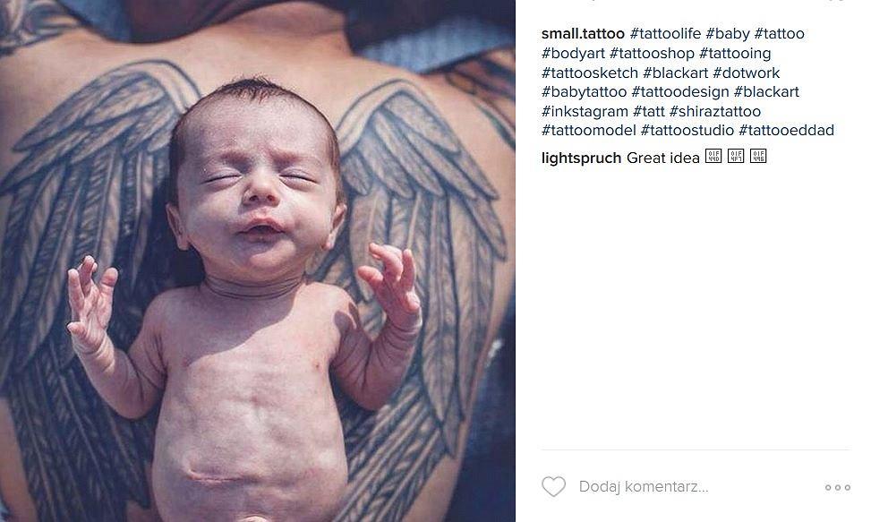 Rodzice Robią Sobie Tatuaże Z Okazji Narodzin A Niekiedy Utraty