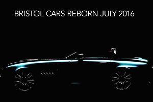 Bristol Bullet | Kolejny ambitny, sportowy samochód