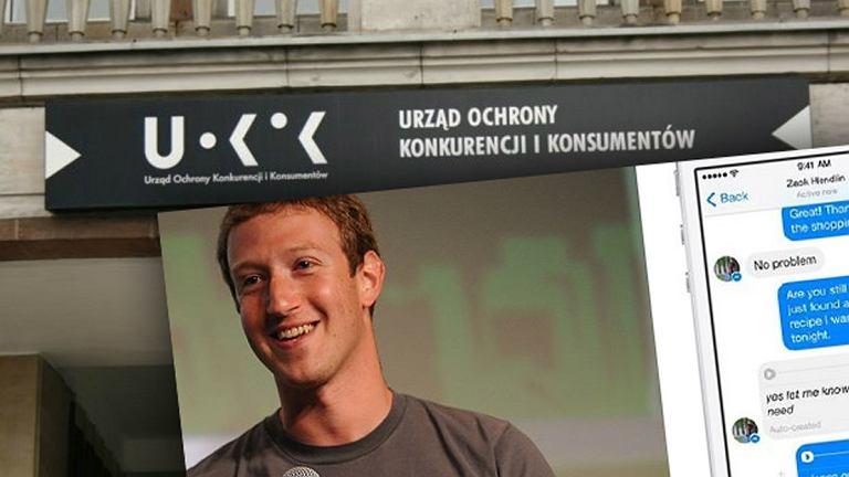 Unia chce większej kontroli UOKiK nad Facebookiem