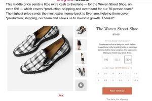 Niespotykana kampania amerykańskiej marki: poprosili klientów, by sami zdecydowali, ile zapłacą