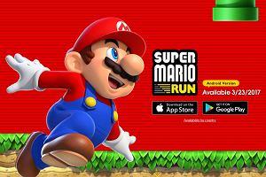Super Mario Run w końcu wylądował na Androidzie. Ilu graczy kupi pełną wersję?