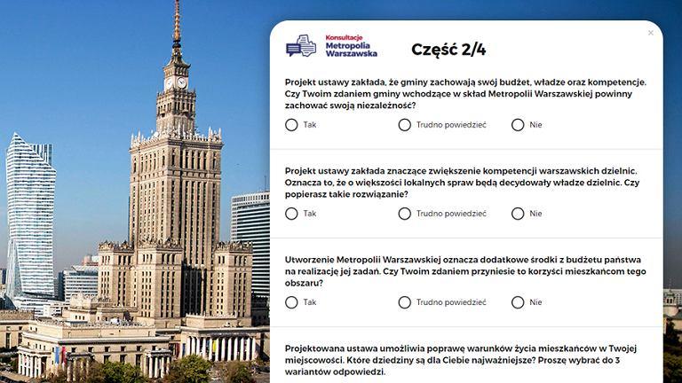 Konsultacje społeczne w wykonaniu PiS Fot. Adam Stępień / Agencja Gazeta