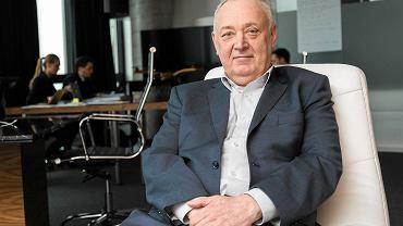 Krzysztof Surgowt, szef firmy informatycznej Cryptomind S.A.