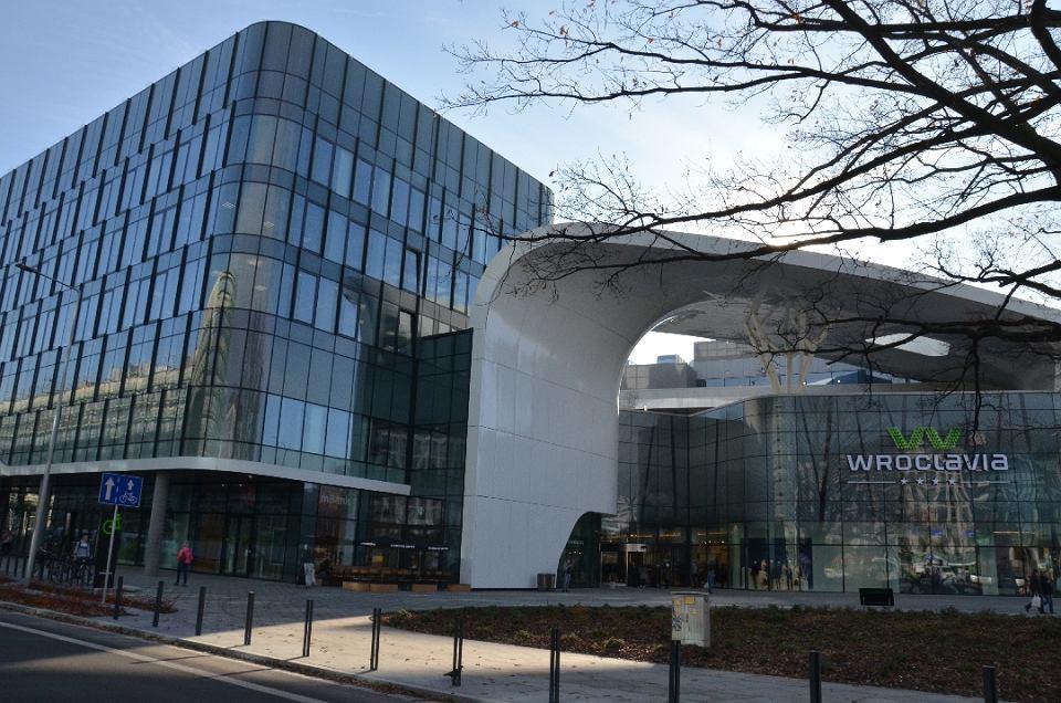 Nowa siedziba PGS Software w CH Wroclavia