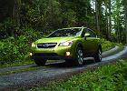 Salon Nowy Jork 2013 | Subaru XV Crosstrek Hybrid