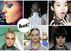 Paris Fashion Week: Najbardziej inspiruj�ce fryzury i makija�e z wybieg�w najbardziej presti�owych marek