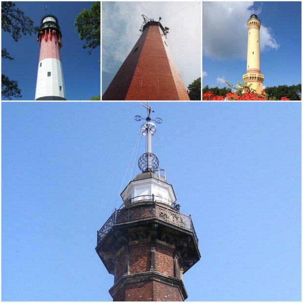 TOP 10: Najpi�kniejsze latarnie morskie na polskim wybrze�u wg Travelist
