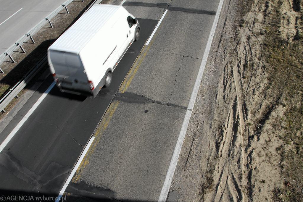Atara autostrada A18