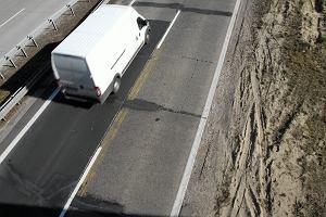 GDDKiA wyda 1 mld zł, żeby z A18 zrobić prawdziwą autostradę