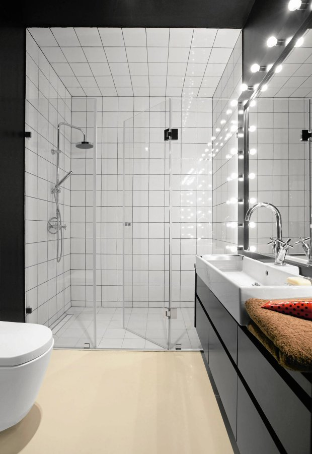 łazienka, wystrój wnętrz, aranżacje wnętrz