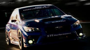Subaru STI NBR Challenge 2014