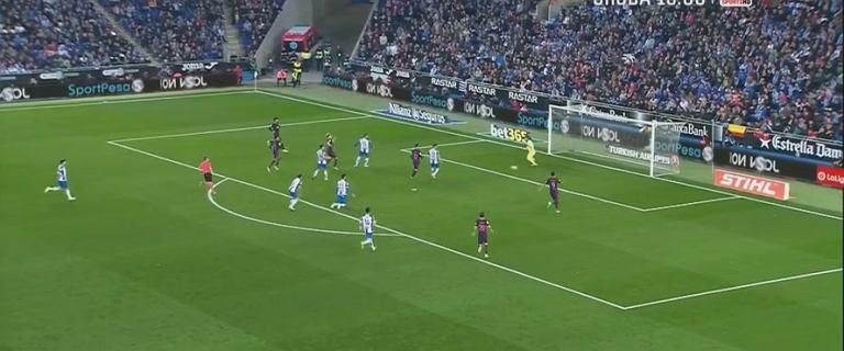 Espanyol Barcelona - FC Barcelona 3:0. Gol Rakitica [ELEVEN SPORTS]