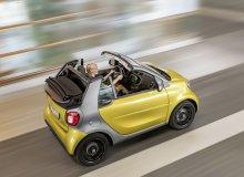 Smart ForTwo Cabrio | Ceny w Polsce | Znamy kwoty, które otworzą cennik