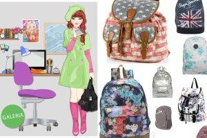 50d12a67ef402 Przegląd: plecaki do szkoły [m.in. Bonprix, Gola, Parfois,