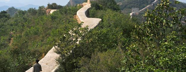 Mieli ratować Wielki Mur Chiński, zdewastowali jeden z cudów świata. I to najpiękniejszy jego fragment