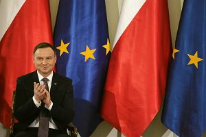 Andrzej Duda zwo�uje posiedzenie Rady Bezpiecze�stwa Narodowego