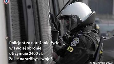 kampania społeczna policji