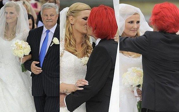 52aa3f345e Tak wyglądał ślub Michała Wiśniewskiego!