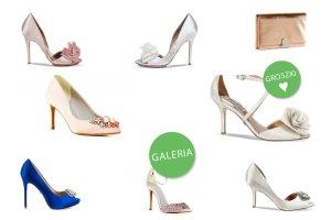 Wyj�tkowe buty �lubne ameryka�skiego duetu Badgley Mischka i brytyjskiej marki high fashion Bourne England