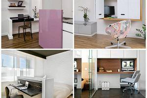 Wnętrza: miejsce do pracy w domu