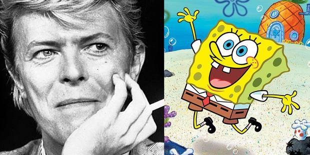 Już wkrótce na Broadwayu wystawiony będzie musical o bohaterze popularnej kreskówki Nickelodeonu - Spongebobie w dość nietypowej aranżacji muzycznej. Na scenie usłyszeć będzie można utwory Dawida Bowiego, zespołów Aerosmith i The Flaming Lips