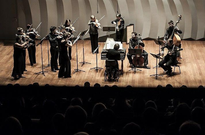 {oh!} Orkiestra Historyczna / fot. Magdalena Hałas