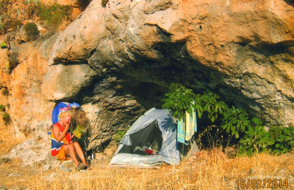 Poranek na greckiej wyspie Kythera (fot. archiwum prywatne)