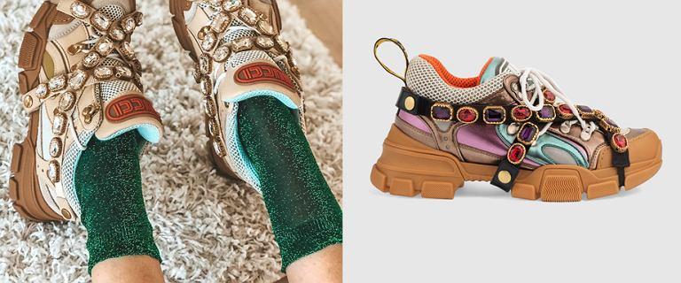 Najmodniejsze sneakersy sezonu kupisz teraz nie tylko u Gucci i Balenciagi