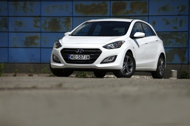Hyundai i30 FL 1.6 CRDi DCT Comfort | Test | Dla wygodnych