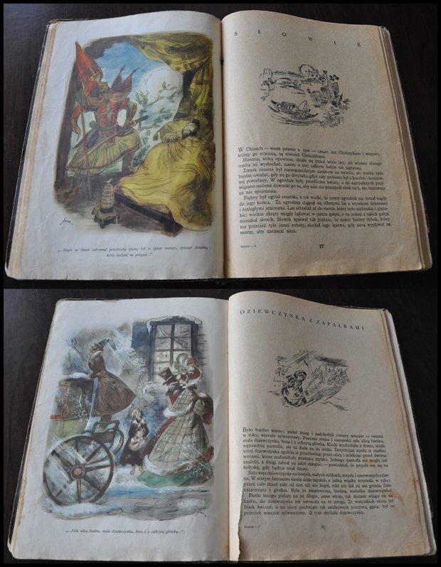 Magiczne ilustaracje J.M. Szancera