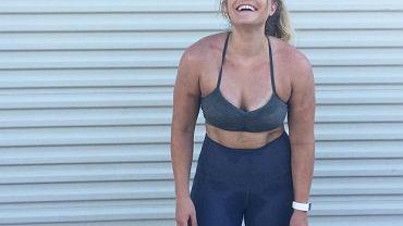 Spocona i brudna blogerka łamie stereotypy i pokazuje, jak naprawdę wygląda po intensywnym treningu