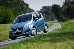 Suzuki Splash   Długi dystans