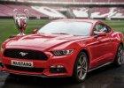 Ford Mustang | 500 sztuk kupionych w ciemno