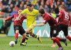 Bundesliga. Borussia w eksperymentalnym sk�adzie pewnie wygrywa w Hanowerze