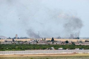 Turcja ostrzelała pozycje Państwa Islamskiego w Syrii