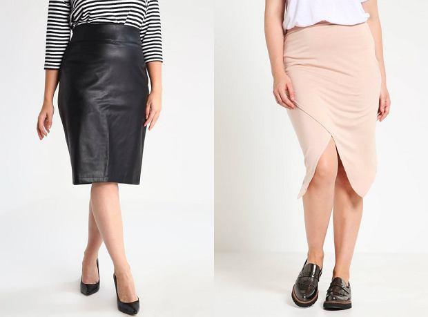 Ołówkowa spódnica - idealna na co dzień [Moda plus size]
