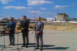 Minister skarbu w �winouj�ciu: Terminal LNG powstanie na czas