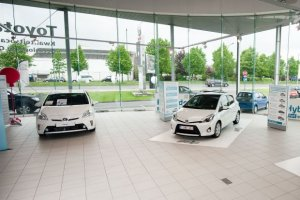 W Polsce mamy wreszcie boom motoryzacyjny