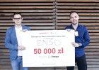 Startup Enso zwyciężył w Agora Startup Fest 2015