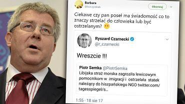 Na zdjęciu: Ryszard Czarnecki