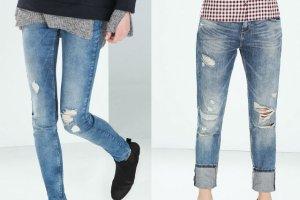 D�insy z nowej kolekcji Zara TRF
