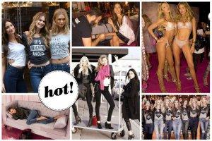 Victoria's Secret 2014: Anio�ki zdradzaj� swoje ulubione miejsca w Londynie. Gdzie lubi� zje�� i gdzie robi� zakupy?